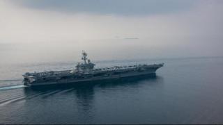 Ιαπωνία: Δύο αντιτορπιλικά σε ασκήσεις με το αμερικανικό αεροπλανοφόρο Καρλ Βίνσον
