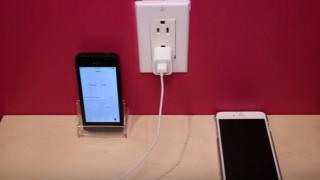 Έτσι θα φορτίσετε το κινητό σας τηλέφωνο σε 5 λεπτά (vid)