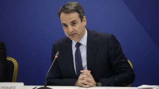 Μητσοτάκης: Η Ελλάδα μπορεί να κάνει μεγάλες υπερβάσεις...