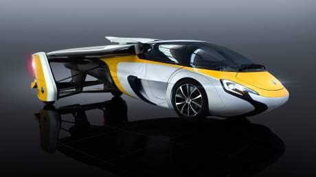 AeroMobil: Το αυτοκίνητο που θα σας ανεβάσει στα σύννεφα