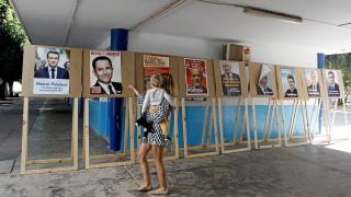 Γαλλικές εκλογές: Το συγκλονιστικό σκίτσο του Economist