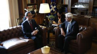 Παυλόπουλος: Προσβλέπουμε στην στενότερη συνεργασία με την Κίνα (pics)