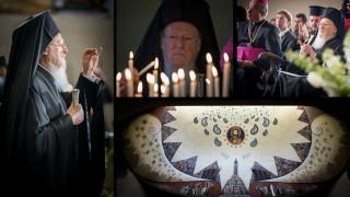 Γενεύη: Μήνυμα ενότητας προς τη Ρωμαιοκαθολική Εκκλησία έστειλε ο Οικουμενικός Πατριάρχης (pics)