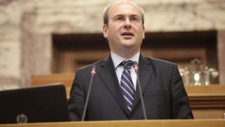 Κ. Χατζηδάκης: Η κυβέρνηση παλεύει να γυρίσει τη χώρα στο 2014
