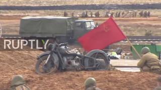 Β Παγκόσμιος Πόλεμος: Έτσι έγινε η εισβολή του «Κόκκινου Στρατού» στο Βερολίνο (vid)