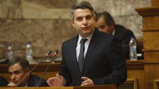 Βουλή: Ερώτηση του Κωνσταντινόπουλου προς τον πρωθυπουργό για το Ελληνικό