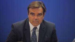 Μ. Σχοινάς: Σήμερα επιστρέφουν οι θεσμοί στην Αθήνα