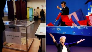 Μακρόν vs Λεπέν -Τι προβλέπει η πρώτη δημοσκόπηση πριν την τελική αναμέτρηση