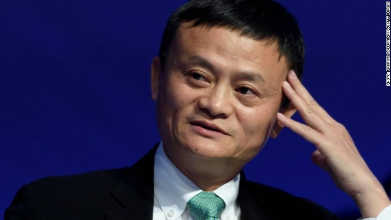 Ρομπότ σε ρόλο CEO προβλέπει ο δημιουργός του Alibaba