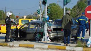 Ιωάννινα: Τροχαίο με έναν νεκρό και τραυματίες (pics)