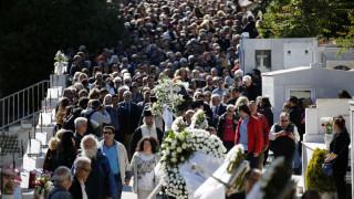 Κηδεία Στάθη Ψάλτη: Τον αποχαιρέτησαν οι φίλοι του (vid)