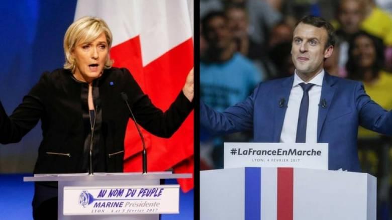Γαλλικές εκλογές: Στις 3 Μαΐου το debate Μακρόν - Λεπέν