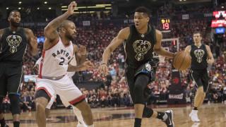 NBA: Το Τορόντο νίκησε τον Αντετοκούνμπο, 3-2 η σειρά με τους Μπακς (vid)