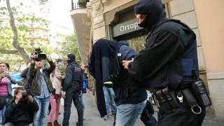 Σαρωτική επιχείρηση και συλλήψεις υπόπτων για τρομοκρατία στη Βαρκελώνη