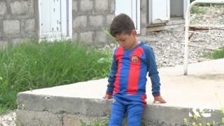 Ο μικρός Κούρδος Μέσι και η απαγωγή του από το Ισλαμικό Κράτος (pics&vid)