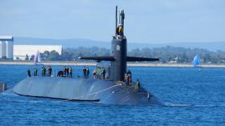 Πυρηνικό υποβρύχιο των ΗΠΑ στη Νότια Κορέα