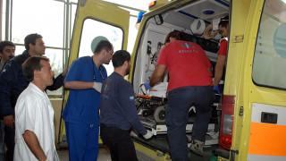 Με εγκαύματα μεταφερθηκε στο νοσοκομείο 9χρονο αγοράκι στην Κρήτη