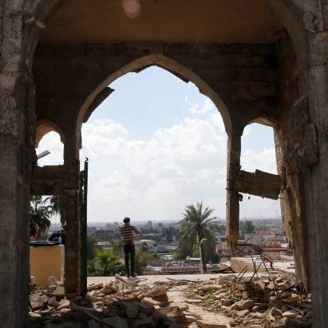 SOS για την καταστροφή μνημείων από τον ISIS στέλνουν διεθνείς προσωπικότητες μέσω του CNN Greece