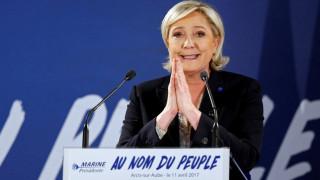 Ξεκινά στο Ευρωκοινοβούλιο η διαδικασία άρσης ασυλίας της Μαρίν Λεπέν