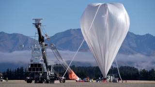 Η NASA εκτόξευσε μπαλόνι παρατήρησης κοσμικών μιρκοσωματιδίων