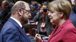Γερμανικές εκλογές: Ορίστηκε η ημερομηνία της τηλεμαχίας Μέρκελ-Σουλτς