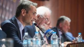Μητσοτάκης: To Grexit θα είναι εθνική καταστροφή