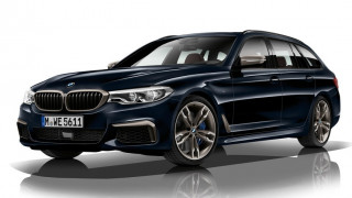 Η καινούργια πετρελαιοκίνητη BMW M550d με τα 4 turbo αποδίδει 400 ίππους