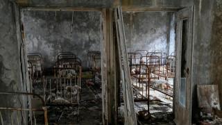 31 χρόνια από τον πυρηνικό εφιάλτη του Τσερνόμπιλ (pics)
