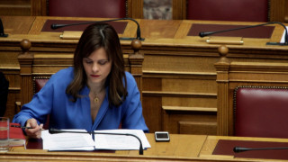 Αχτσιόγλου: Στόχος η επαναφορά της νομιμότητας στην αγορά εργασίας
