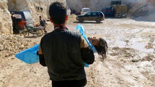Γαλλία: Ο Άσαντ υπεύθυνος για την επίθεση με χημικά στη Συρία