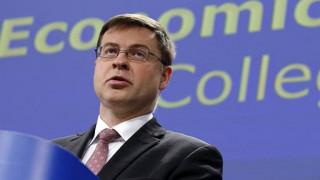 Ντομπρόβσκις: Εφικτή η συμφωνία ανάμεσα στην Ελλάδα και τους δανειστές