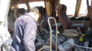 Κωνσταντινούπολη: Έκρηξη σε μίνι βαν που μετέφερε μαθητές