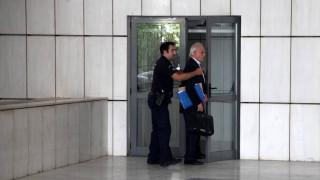 Απορρίφθηκε το αίτημα του Τσοχατζόπουλου για τη μείωση της εγγύησης