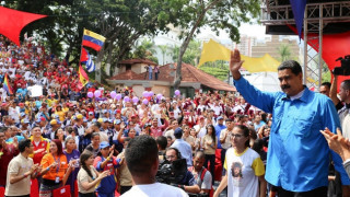 Αποχωρεί η Βενεζουέλα από τον Οργανισμό Αμερικανικών Κρατών (pics)