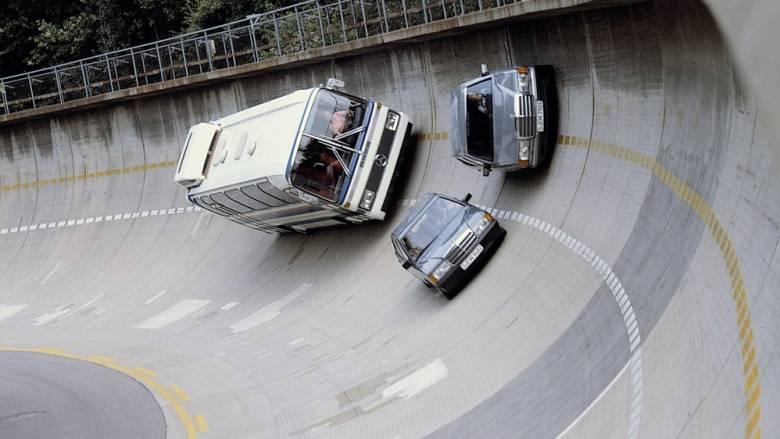H πίστα δοκιμών της Mercedes έκλεισε 50 χρόνια λειτουργίας