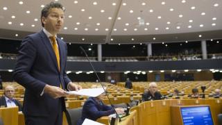 Ντάισελμπλουμ: Θα υπάρξει «πολύ σύντομα» τεχνική συμφωνία