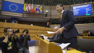 Η συγγνώμη του Ντάισελμπλουμ στο Ευρωκοινοβούλιο για τα... ποτά και τις γυναίκες