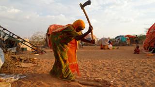 Η κλιματική αλλαγή επιδεινώνει τις ανθρωπιστικές καταστροφές στο Κέρας της Αφρικής