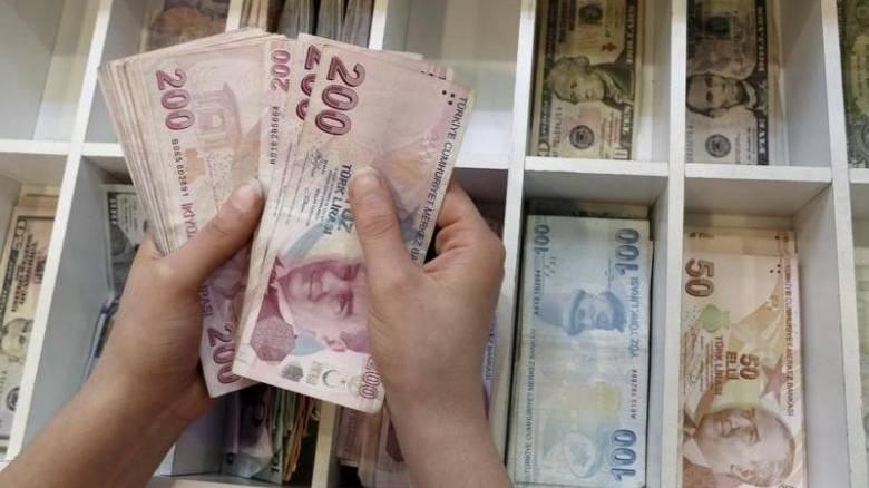 Τουρκία: Στα υψηλότερα επίπεδα του 2017 η λίρα