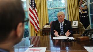 Ντόναλντ Τραμπ: Δεν αποκλείεται «θερμό» επεισόδιο με τη Βόρεια Κορέα