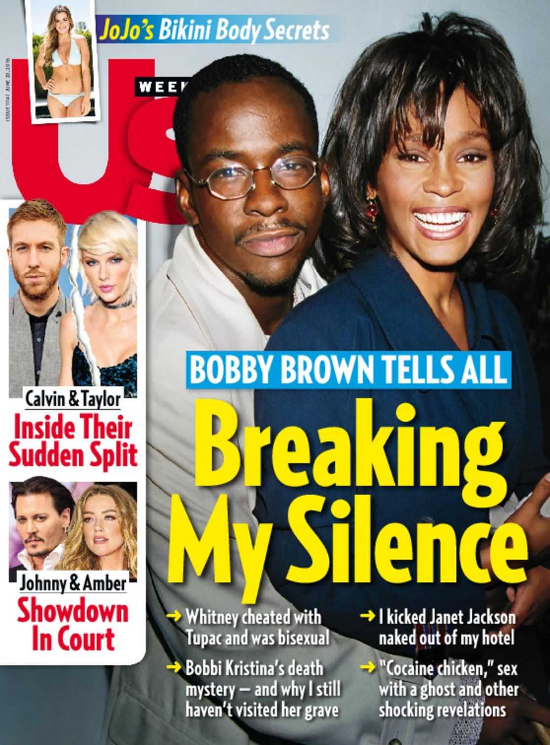 5384 us weekly Cover 2016 June 20 Issue