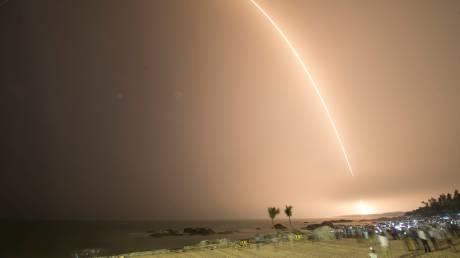 H Κίνα ετοιμάζει διαστημικό σταθμό 60 τόνων