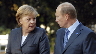 Η ατζέντα των θεμάτων που θα συζητήσουν Μέρκελ - Πούτιν