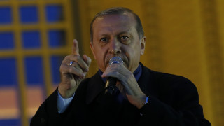 Ερντογάν: Η πόρτα μας είναι ανοιχτή στην Ευρωπαϊκή Ένωση