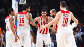 Euroleague: Νίκη του Ολυμπιακού στην Πόλη επί της Εφές και 2-2 (vid)