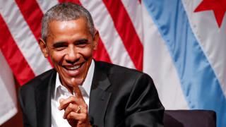 Μπ.Ομπάμα: Το σχόλιο του για το Obamacare και τον πρόεδρο Τραμπ (vid)