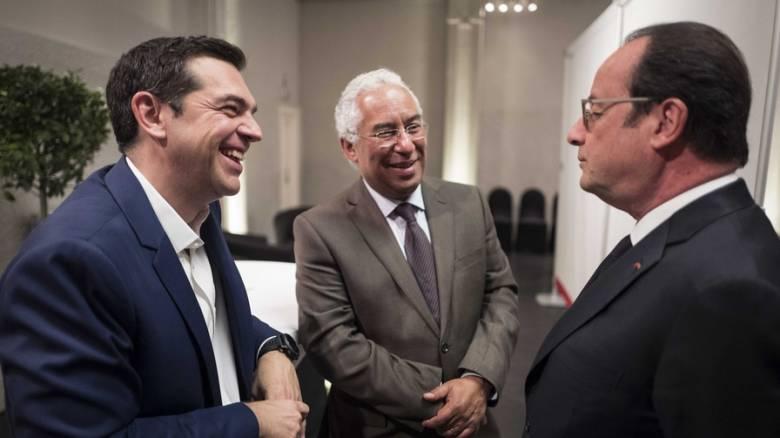 Τσίπρας: Πυλώνας σταθερότητας στα Βαλκάνια η Ελλάδα