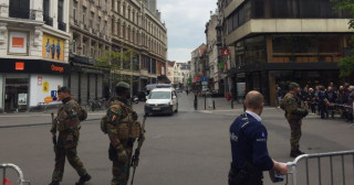 Συναγερμός στις Βρυξέλλες-Ύποπτο δέμα σε κεντρικό δρόμο