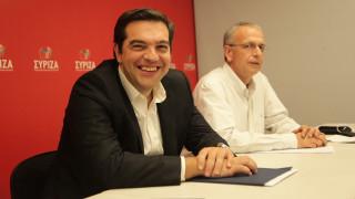 Ο Π. Ρήγας παρουσίασε τη στρατηγική επιδίωξη του ΣΥΡΙΖΑ