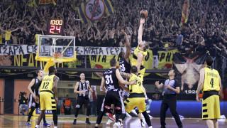 Α1 μπάσκετ: Πρώτη νίκη του Άρη επί του ΠΑΟΚ για τα play offs